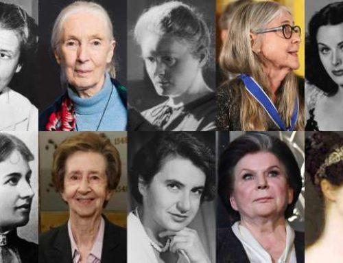 Una base de datos mundial para dar voz a las mujeres científicas.