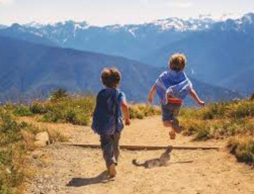 El contacto con entornos naturales en la infancia, podría beneficiar la salud mental en la edad adulta
