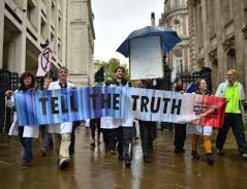 Más de mil científicos apoyan la desobediencia civil no violenta ante la crisis climática