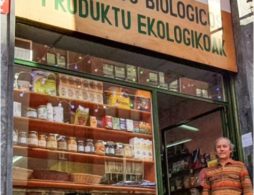 Ekodenda, la primera tienda ecológica de Euskal Herria