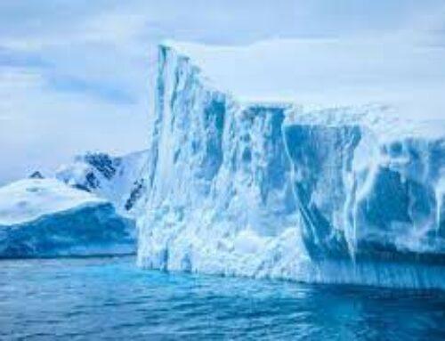 El iceberg mas grande del mundo se desprende de la Antártida