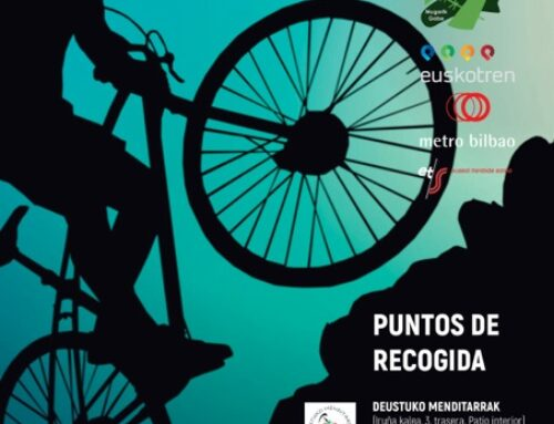 Recogida de bicicletas de montaña usadas para Madagascar
